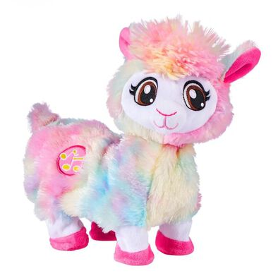 Zuru Pets Alive系列 彩虹瘋狂寵物羊駝