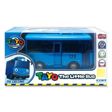 Tayo 小巴士 - 金屬小巴士 Tayo