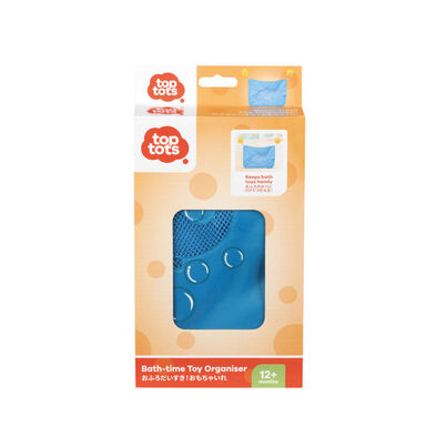 Top Tots Bath-time Toy Organiser
