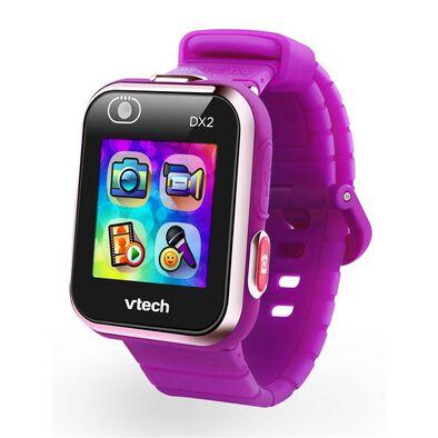 Vtech偉易達 輕觸式智能相機學習手錶 Dx2 (紫色)