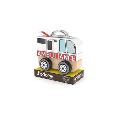 Jadore J'Adore疊疊救護車