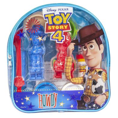 Cra-Z-Art Woody和forky的活動冒險背包