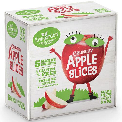 Kiwigarden 天然蘋果脆片(無添加)