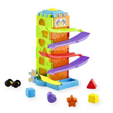 Bru Infant & Preschool 五合一動感高塔