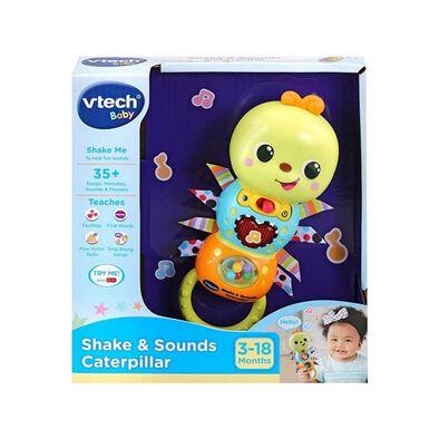 Vtech Shake N Sound Caterpillar