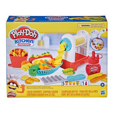 Play-Doh培樂多 小煮意系列 扭扭薯條套裝