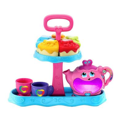 Leapfrog跳跳蛙 彩虹音樂下午茶組合