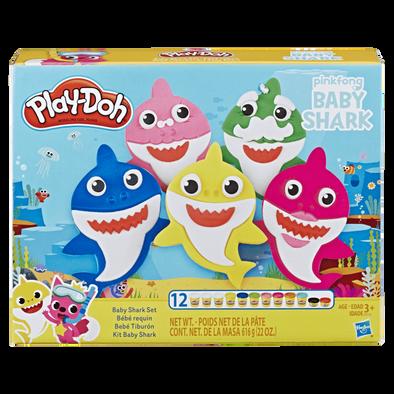 Play-Doh培樂多baby Shark