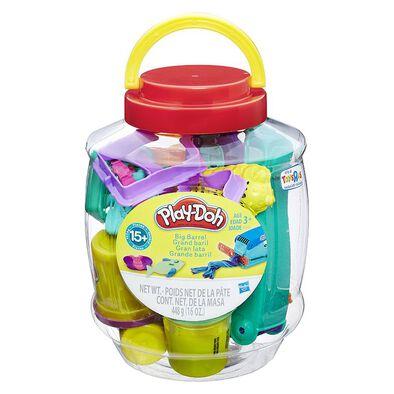 Play-Doh培樂多 Pd Big Barrel
