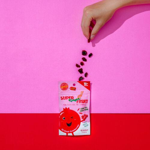 Superfood Lab超級食品工房 活腦IQ美國小紅苺粒粒40克