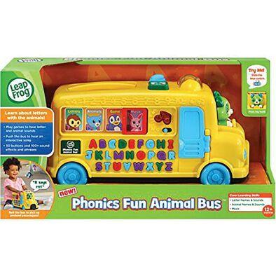 Leapfrog跳跳蛙 趣味動物巴士
