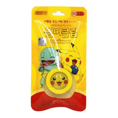 Pokemon寶可夢驅蚊扣