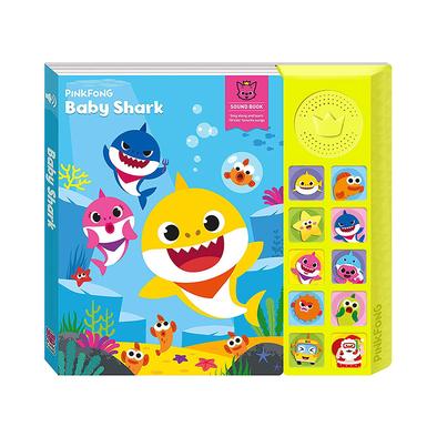 Pinkfong碰碰狐 - Baby Shark發聲圖書