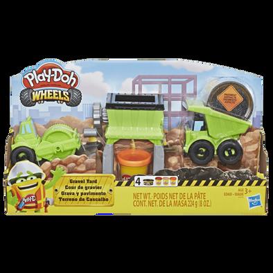 Play-Doh培樂多泥膠馬路工程組