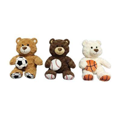 Animal Alley寵物王國 12英寸運動熊 -隨機發貨