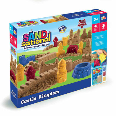 Sandsational城堡王國套裝
