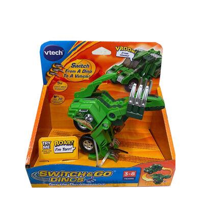 Vtech偉易達 Switch & Go 遙控恐龍 Sammo The Stygimoloch