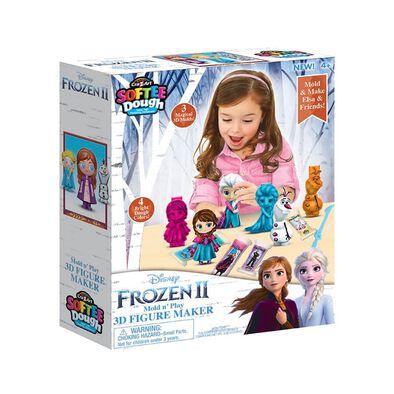 Cra-Z-Art 3D Softee Dough 人偶製作器