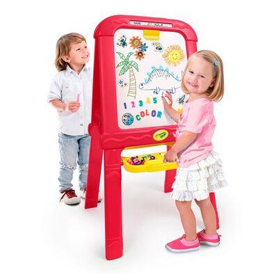 Crayola繪兒樂 轉轉創意學習兩用大畫板