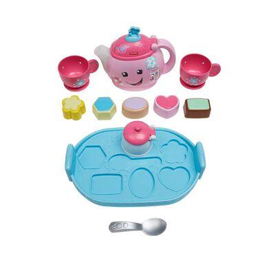 Fisher-Price費雪智慧學習甜美禮儀茶具