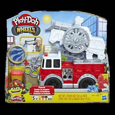 Play-Doh培樂多消防車玩具