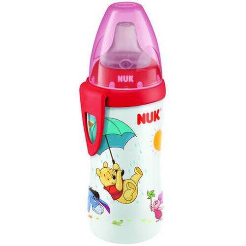 Nuk Disney迪士尼300Ml寬口pp學飲奶瓶