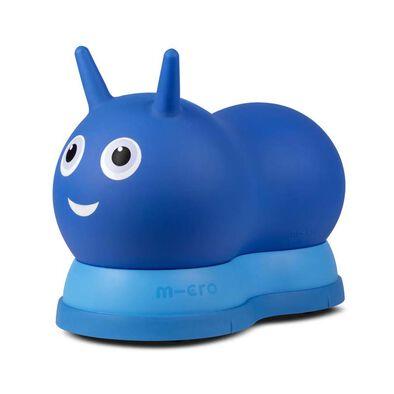 Micro Mobility 二合一彈彈球滑行車 - 藍色