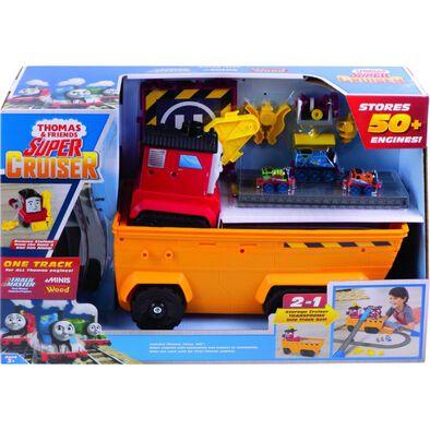 Thomas & Friends湯瑪士小火車 - 超級巡洋艦套裝