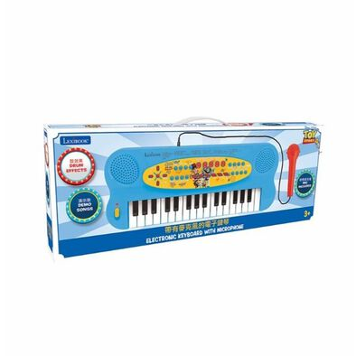 Lexibook Toy Story反斗奇兵4帶有麥克風的電子鍵琴