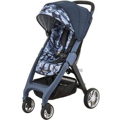 Larktale 深藍色輕悅行嬰兒推車