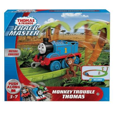 Thomas & Friends湯瑪士小火車 非洲探險組合