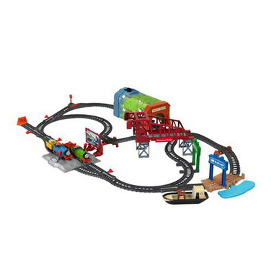 Thomas & Friends湯瑪士小火車 湯瑪士索多島套裝
