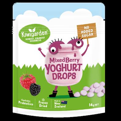 Kiwi Garden NAS Mixed Berry Yoghurt Drops