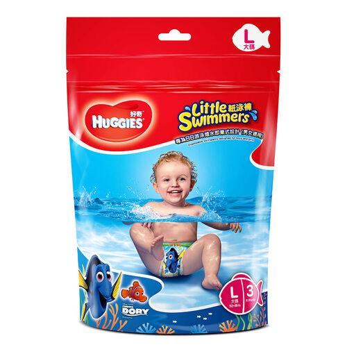 Huggies Little Swimmers Dory Large 3 Pcs