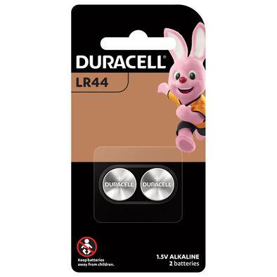 Duracell金霸王鋰電芯 LR44 2 粒