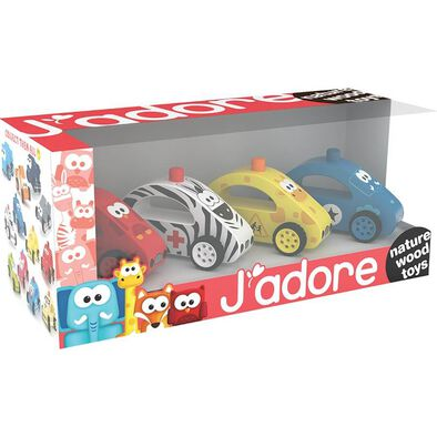 J'Adore 便攜動物小車套
