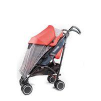 Lascal M1 Buggy嬰兒推車連腳踏板 (紅色)