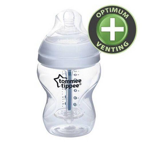 Tommee Tippee湯美星260Ml防脹氣奶瓶