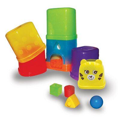 Bru Infant & Preschool層層叠玩具樂