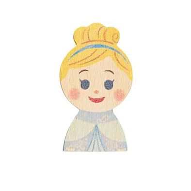 Disney Kidea 人物積木 愛麗絲