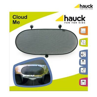 Hauck Sun Protection For Rear Windows (Cloud Me)