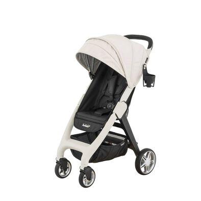 Larktale 米白色輕悅行嬰兒推車