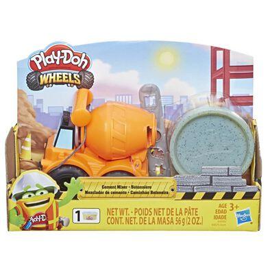 Play-Doh培樂多泥膠迷你車組 - 隨機發貨