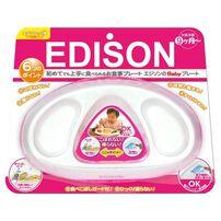 Edison Mama嬰兒碟粉色