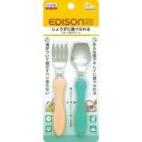 Edison Mama叉匙(淺色)