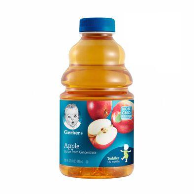Gerber 嬰兒100%蘋果汁32Oz