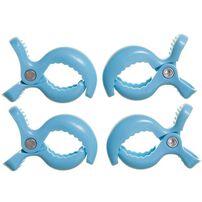 Dreambaby 手推車掛鉤 4件裝藍色