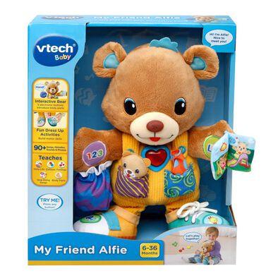 Vtech偉易達 我的朋友阿爾菲