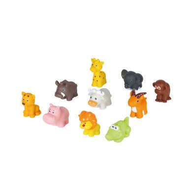 Top Tots智叻寶貝 野生動物洗澡玩具桶裝
