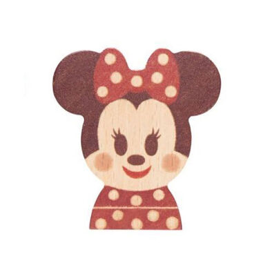 Disney Kidea 人物積木 米妮